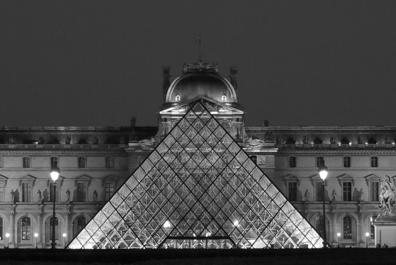 2008, Paris, Louvre